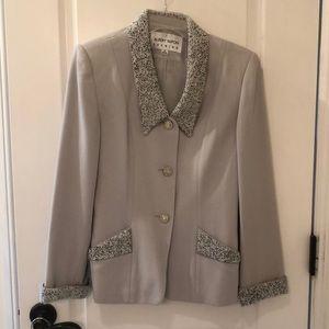 Albert Nipon jacket and skirt set